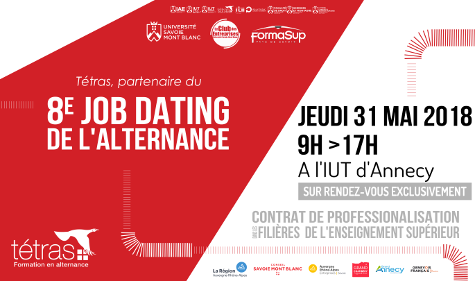 job dating iut annecy ♥♥♥ link:   show on map, like this one, but not for sure yet.